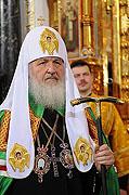 Святейший Патриарх Кирилл стал первым почетным гражданином Калининградской области
